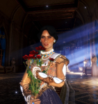 Antivan Rose WIP (XPS meshmod) by deathstranded
