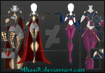 [CLOSED] Design Adopt Outfit - 23 by MhaxiR