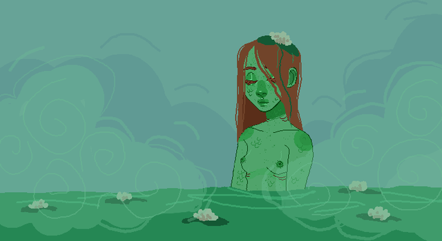 plunged into the lake by KingTutmcButt