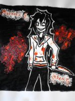 Jeff the Killer 2 by TrishTheKiller
