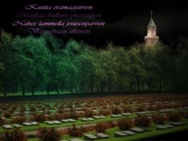 Hietaniemi Cemetery by ChristinaDeath