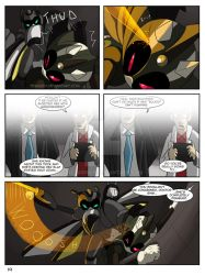 page 19 - disconnection - Suzumega Medabot 2 by AltairSky