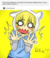Ask Finn the Human question 2 by Ask--FinntheHuman