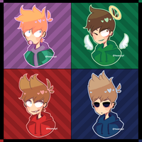 Eddsworld Icons by teanopi
