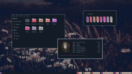 [i3-gaps] Harvest by addy-dclxvi