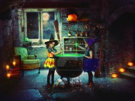 The Witching Hour by roguewavephotography