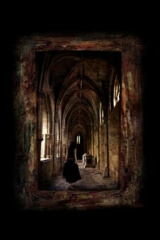 In Cathedral Of Time by arhcamt