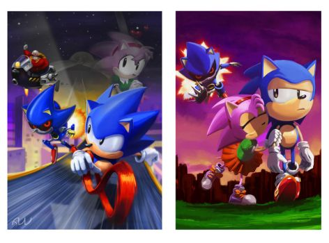 Sonic CD Contest by Tysho