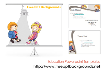Education Powerpoint Templates by ppttemplates