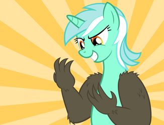 Lyra vs. the Second Amendment by OhItIsOn