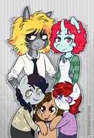 The fam by KYAokay