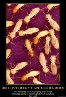 Liberals are like Termites by James-Galt