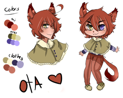 (CLOSED) Sketch Boy OTA Adoptable by HappyOreoDay