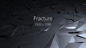 Fracture Wallpaper (1920x1080) by phantomghost1525