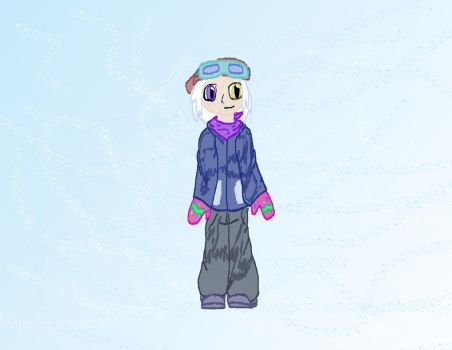 Jubilee R1 Winter clothes ref by Songal