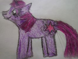 MLP: Friendship is Magic: Twilight Sparkle by IrohSpinyfan