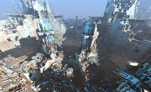 The Excavation by HalTenny