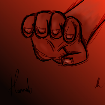 Hands by MZELLYFOO