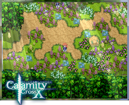 Deviant Forest Calamity Cross by CalamityXcross