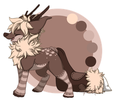 Deer Pillowing - APPROVED by Fucal