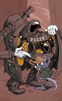 Pizzer by AngusBurgers