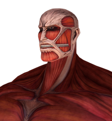 Colossal Titan dl by MikuMikuKnight