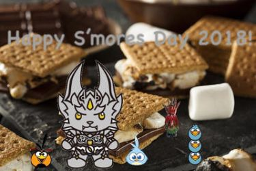 Happy Smores Day 2018! by RaphaelFernandez2001