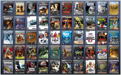 Game Icons 20 by GameBoxIcons