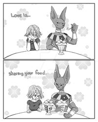 Love is... by Sailorfrix