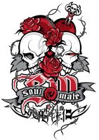Soul Mate Computer Coloured by quailegg