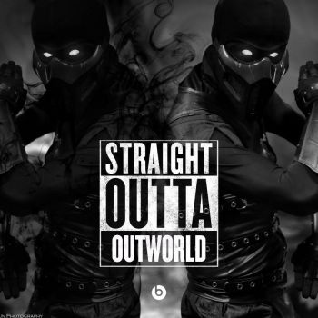 Straight Outta Outworld by SlightlyImperfectPro
