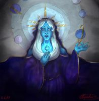 Blue Diamond by Cliopadra