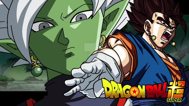 Hm, who are you?- Vegetto vs Zamasu (My Palette) by Anorkius-TheNERX