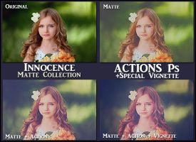 Innocence   ACTION Ps  by Laurent-Dubus