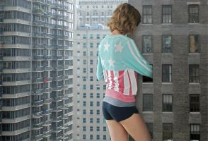 Giantess Taylor Swift reaching in by docop