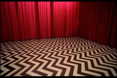 Twin Peaks - The Black Lodge by Scabtree