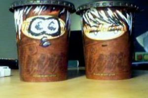 L and Light - coffee cups by Tyliss