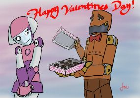 Happy Valentines Day by radioactiveroach