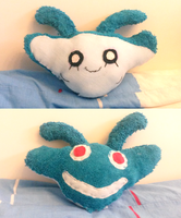 Mantyke Plush