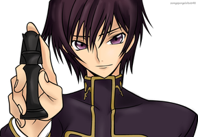 Lelouch by Delthora