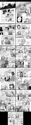 Snowbound - 11 Page Manga Preview by hythrain