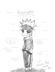 Naruto by xwx101