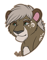 adoptable headshot for mrshuskey by Miss-Melis