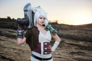 Riven - League of Legends by Kinpatsu-Cosplay