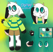 [REF] Corey by pasta-pp