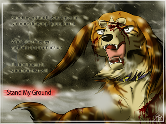 Jason - stand my ground by Frodse