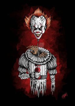 You'll Float Too... by Raw-ink
