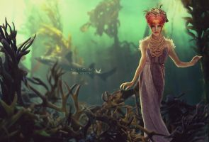 Sea Witch by Adipose620