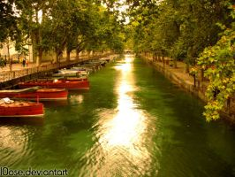 Annecy by l0ose