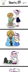 Shorts.:1:. Taking care by CrazyPuff